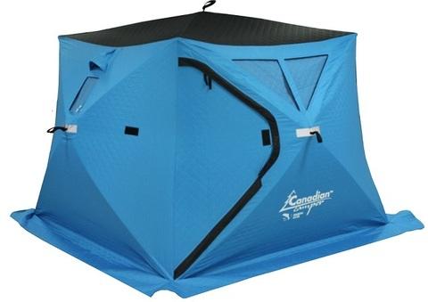 Палатка для зимней рыбалки CANADIAN CAMPER BELUGA 2 PLUS