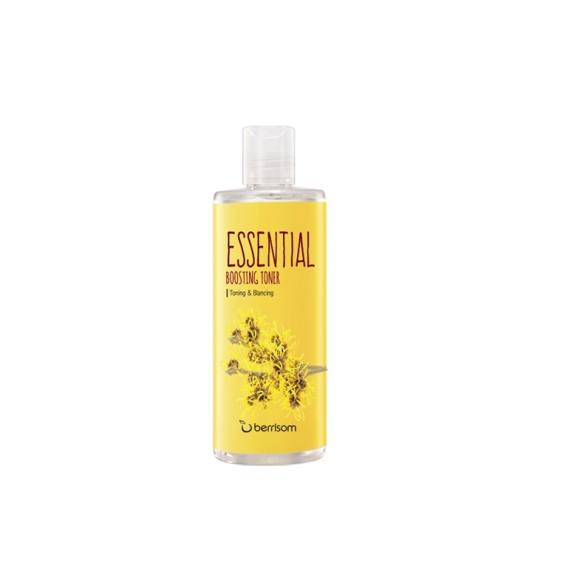 Berrisom Тонер для лица с экстрактом гаммамелиса  BERRISOM  Essential Boosting Toner - Witch Hazel 8809211652983.jpeg