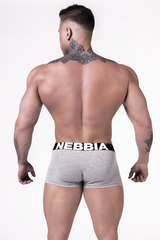 Мужские спортивные трусы Nebbia 701 light grey