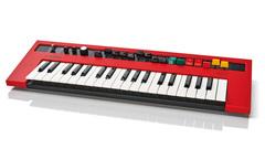Синтезаторы и рабочие станции Yamaha Reface YC