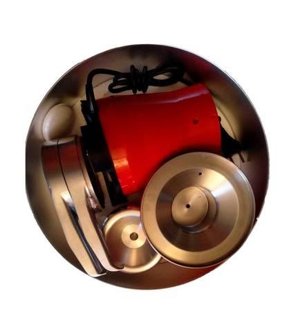 Сепаратор для молока  бытовой Мотор Сич СЦМ-100-18 в разборе, фото