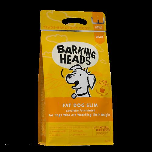 "Barking Heads Корм для собак с избыточным весом, BARKING HEADS Fat Dog Slim ""Худеющий толстячок"", с курицей и рисом вес_кур_2.png"