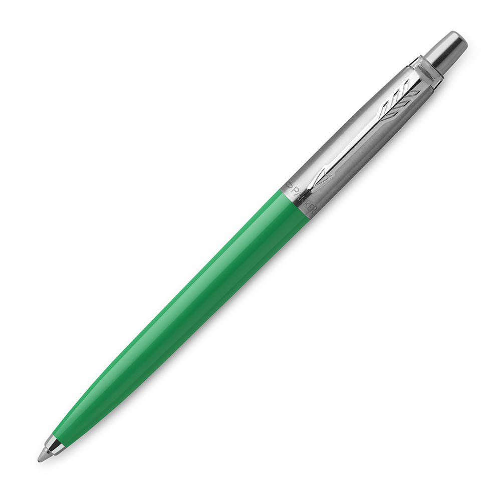 Parker Jotter Color - Green, шариковая ручка, M