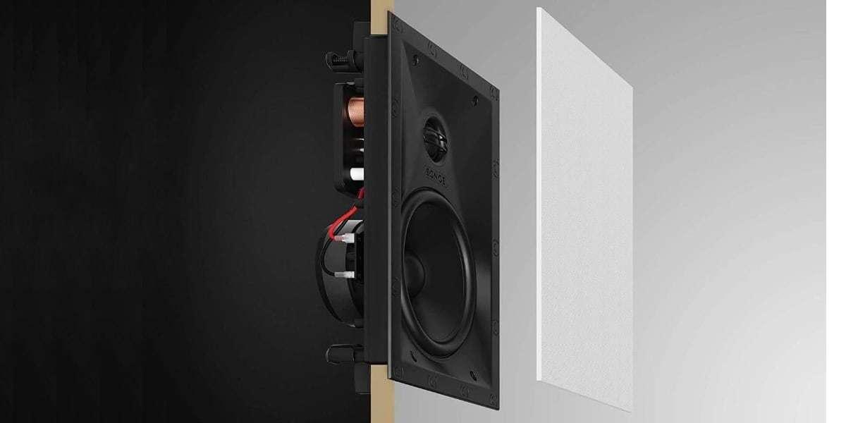 Встраиваемая акустика SONOS In-Wall by Sonance разрез