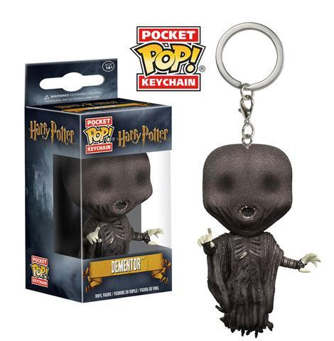 Брелок Funko Pocket POP! Keychain: Harry Potter: Dementor 12386-PDQ