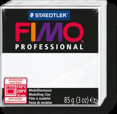Полимерная глина FIMO Professional 0 (белый) 85г