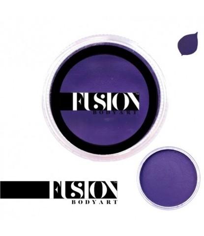 Аквагрим Fusion глубокий фиолетовый 32 гр