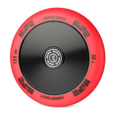 купить красное колесо фул кор для трюкового самоката