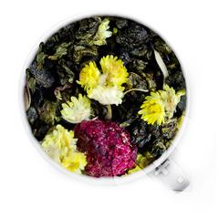 Татьянин день Чай Gutenberg зеленый ароматизированный 100 гр