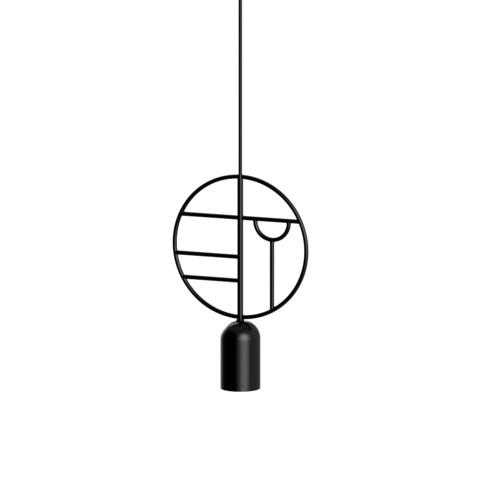 Подвесной светильник копия Lines & Dots LD01 by Home Adventures