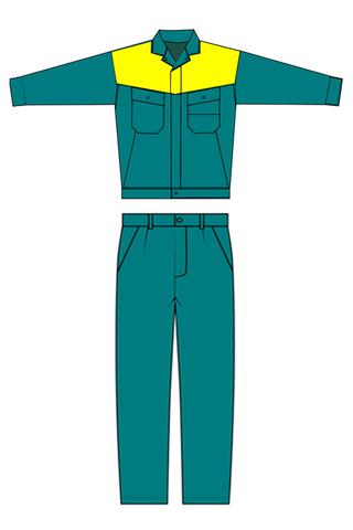 Выкройка костюма Механик