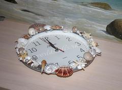 Морской декор. Часы