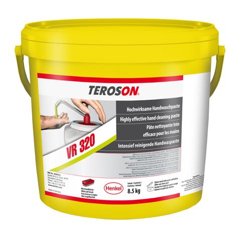 TEROSON VR 320 Очиститель-паста для рук (ведро)
