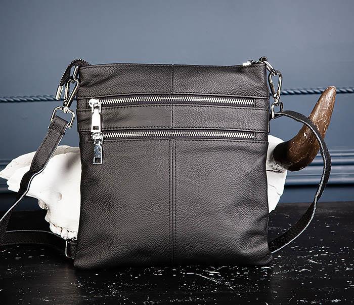 BAG538-1 Мужская сумка планшет с ремнем через плечо фото 03