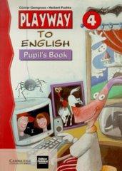Playway to English  4  PB