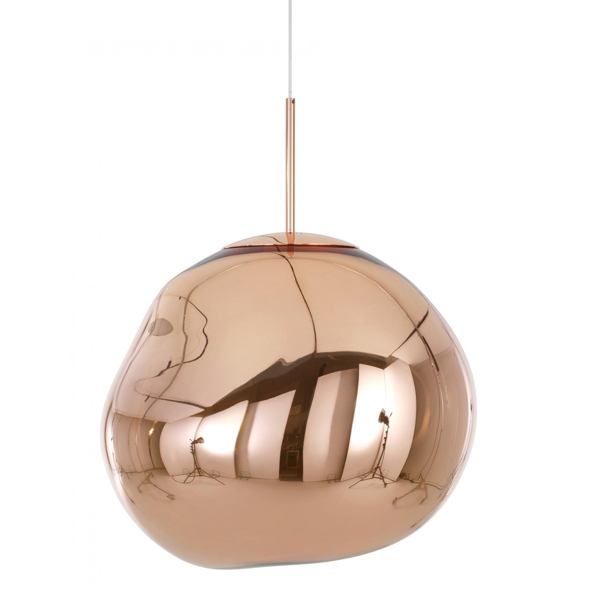 Подвесной светильник копия MELT by Tom Dixon (бронзовый)