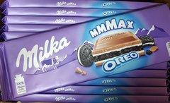 Молочный шоколад с печеньем Milka Oreo 300гр