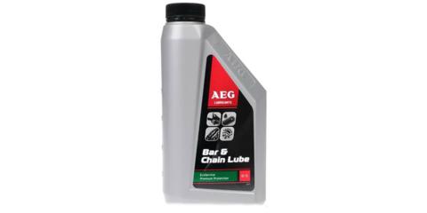Масло цепное AEG Lubricants 1 литр