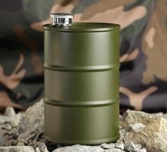Фляжка Стратегический запас, 800 мл, темно-зеленая, фото 1