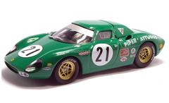Ferrari 250 LM green 1:43 Eaglemoss Ferrari Collection #15