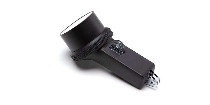 Бокс для подводной съемки DJI Osmo Pocket Waterproof Case (Part 4) вид сбоку