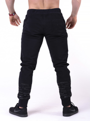 Мужские брюки Nebbia 153 black