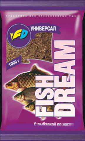 Прикормка Fish Dream (Фишдрим) Универсал