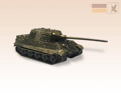фигурка САУ Ягдтигр - Panzerjäger Tiger (1:100)