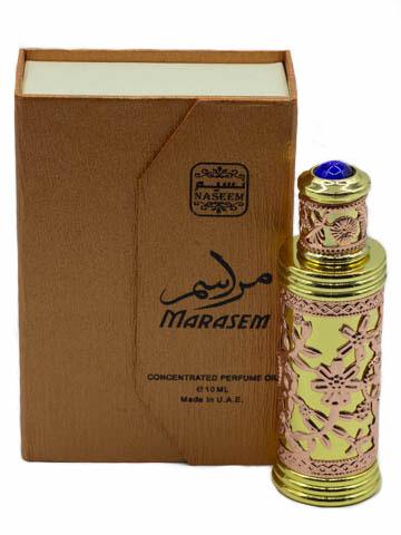 Пробник для Marasem Марасем 1 мл арабские масляные духи от Насим Naseem Perfumes