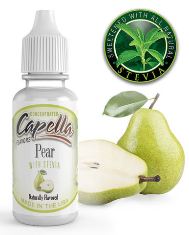 Ароматизатор Capella  Pear with Stevia