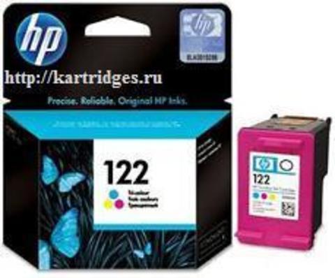 Картридж Hewlett-Packard (HP) CH562HE №122