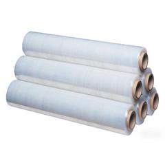 Стрейч-пленка для ручной упаковки вес 2 кг 20 мкм x 50 см x 220 м (престрейч 180%, 6 штук в упаковке)