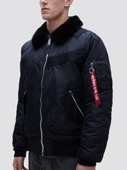 Куртка Alpha Industries Injector Mod Black (Черная)