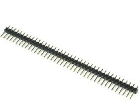 Штыри длинные (15 мм) 2.54мм 1x40 прямые
