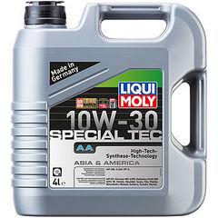7524 LiquiMoly НС-синт.мот.масло Special Tec AA 10W-30 SN/CF;A3/B3/B4(4л)