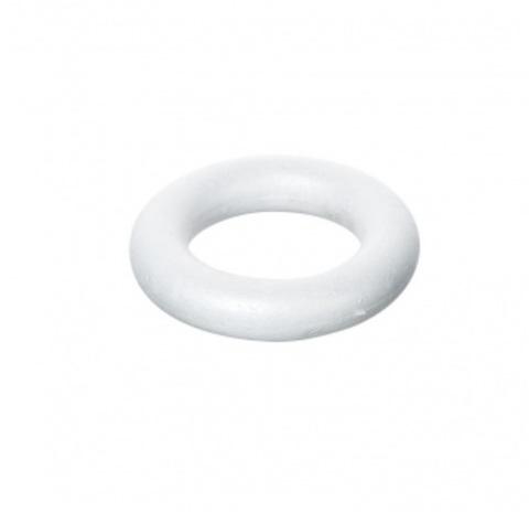 Кольцо из пенопласта (D15хH2,5 см)
