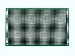Макетная плата под пайку 9х15 см