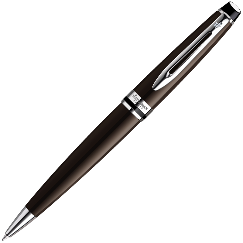 Waterman Expert - Brown CT, шариковая ручка, M