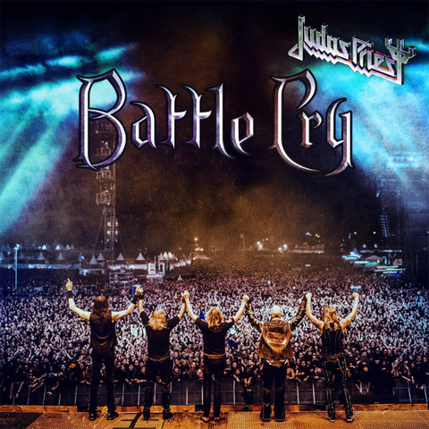 Judas Priest / Battle Cry (CD)