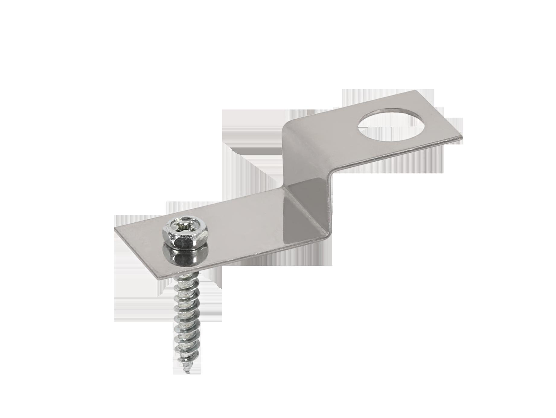 Монтажные элементы: Напольный монтажный кронштейн SAWO HP03-018 для электрокаменок в сауне или бане
