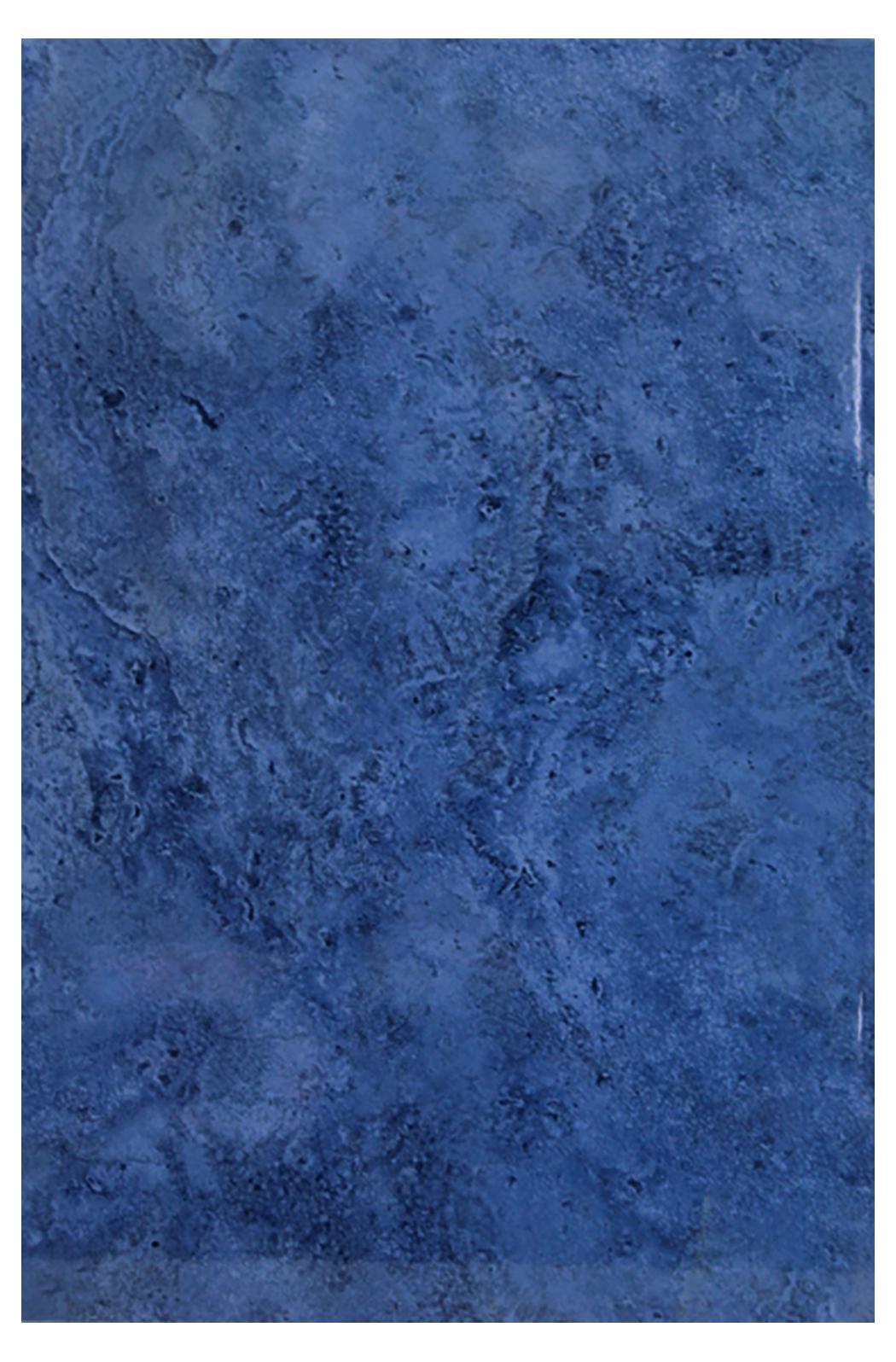 Керамическая плитка Лувр синий 27х40