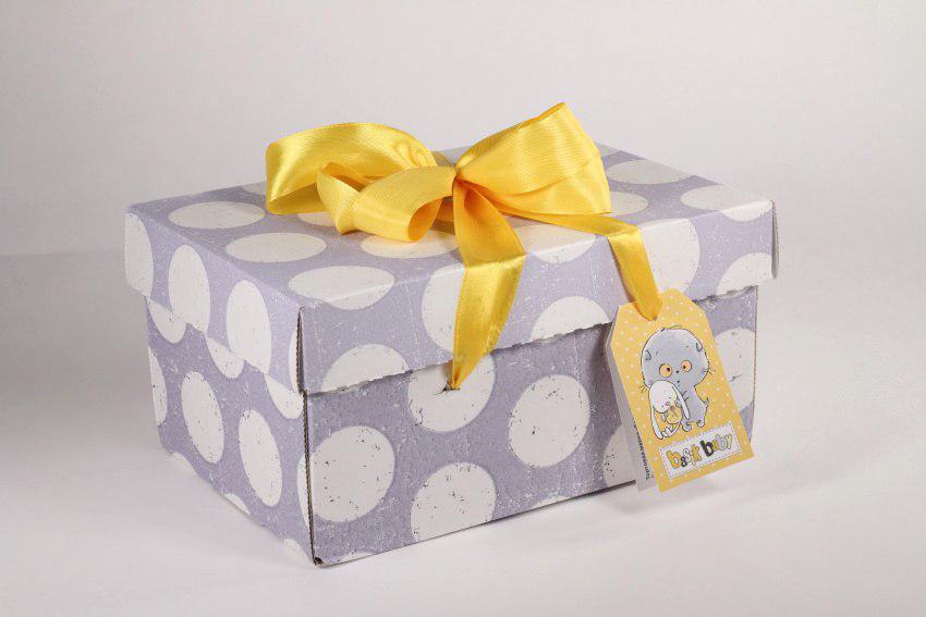 Упаковка Басика Baby