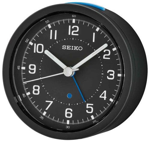 Настольные часы-будильник Seiko QHE096DN