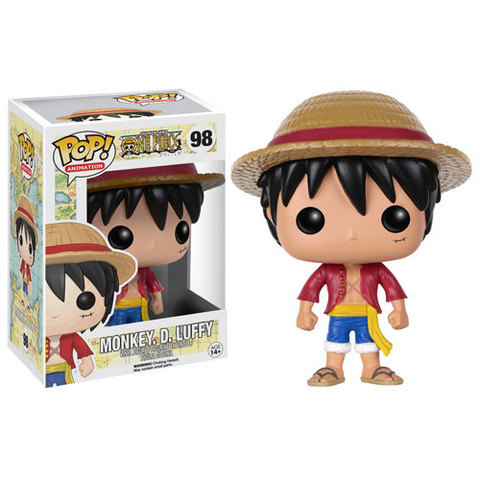 Monkey. D. Luffy (One Piece) Funko Pop! Vinyl Figure || Луффи