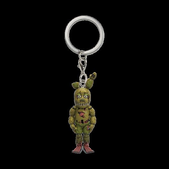 Брелок Funko Figural Keychain: FNAF: Springtrap 8843