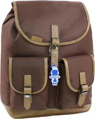 Рюкзак Bagland Amy 16 л. 299 коричневий (0013066)
