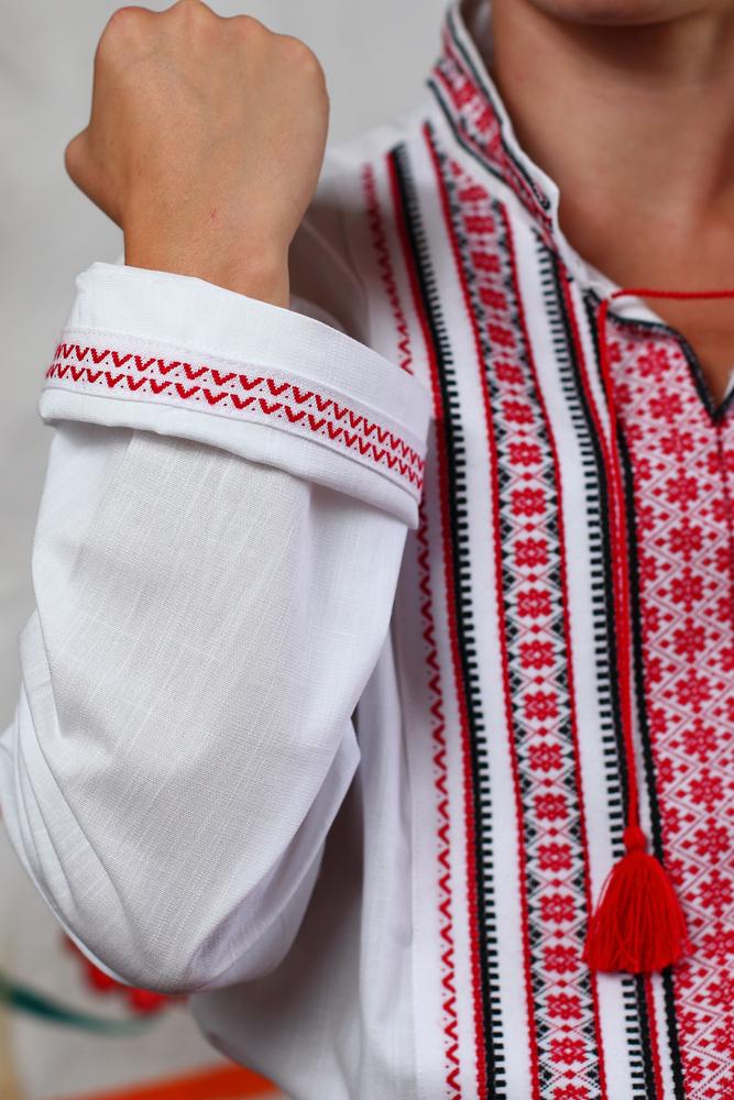 Костюм мужской народный Праздничный рукав