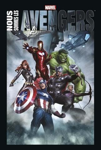 Nous Sommes Les Avengers (На Французском)