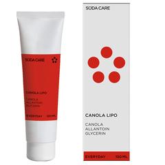 SUDA Уход за ногами и ступнями: Канола-липо крем (Canola Lipo Cream), 75мл/150мл