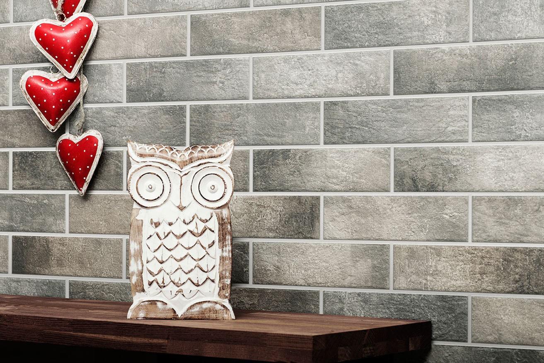 Cerrad Loft brick, Pepper, 245x65x8 - Клинкерная плитка для фасада и внутренней отделки
